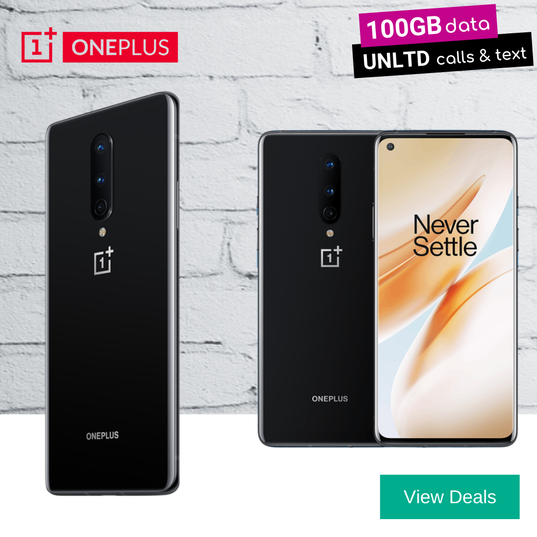 Best deals for OnePlus 8 5G 8GB RAM 128GB Black Onyx
