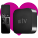 Free Apple TV with contract mobile phones