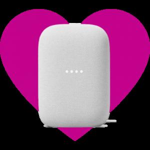 Free Google Nest Audio smart speaker