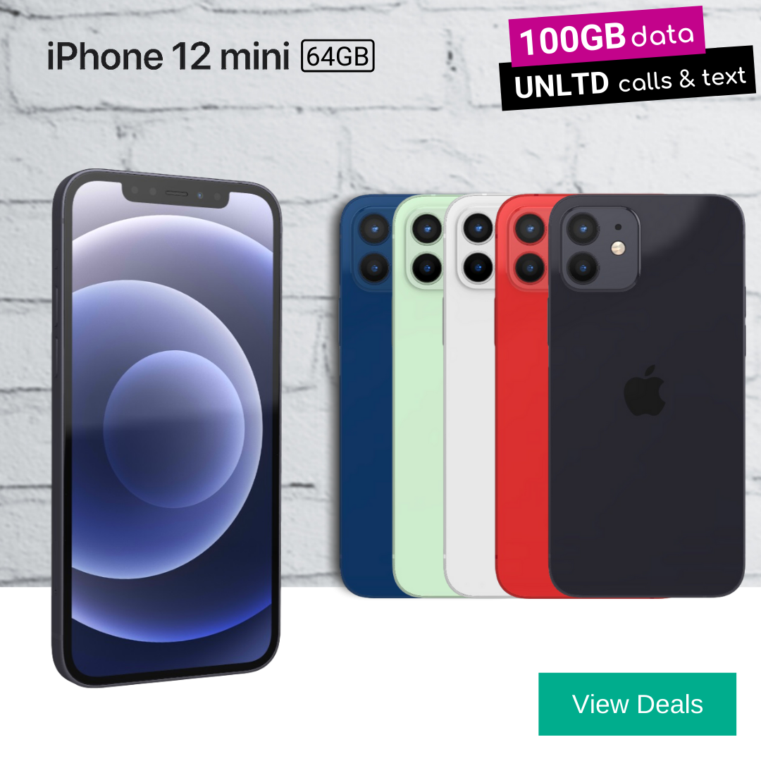 Best deals for iPhone 12 Mini