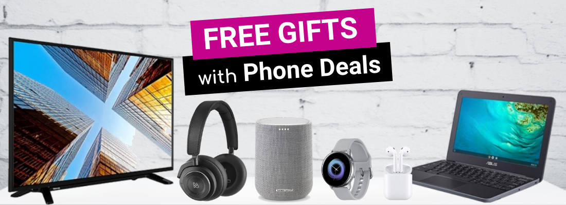 Mobile Phone Deals with Free Gifts
