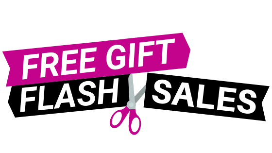 Free Gifts Flash Sale Deals