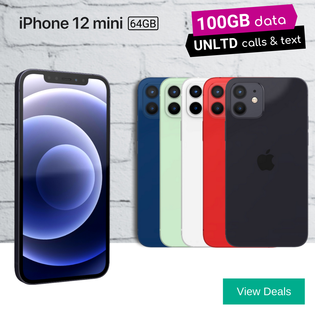 iPhone 12 Mini Cheapest Deals