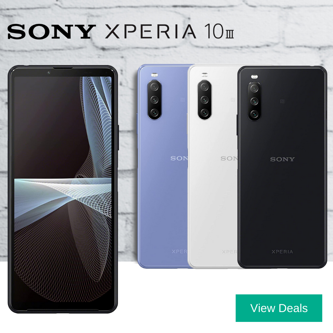 Sony Xperia 10 III 5G Deals