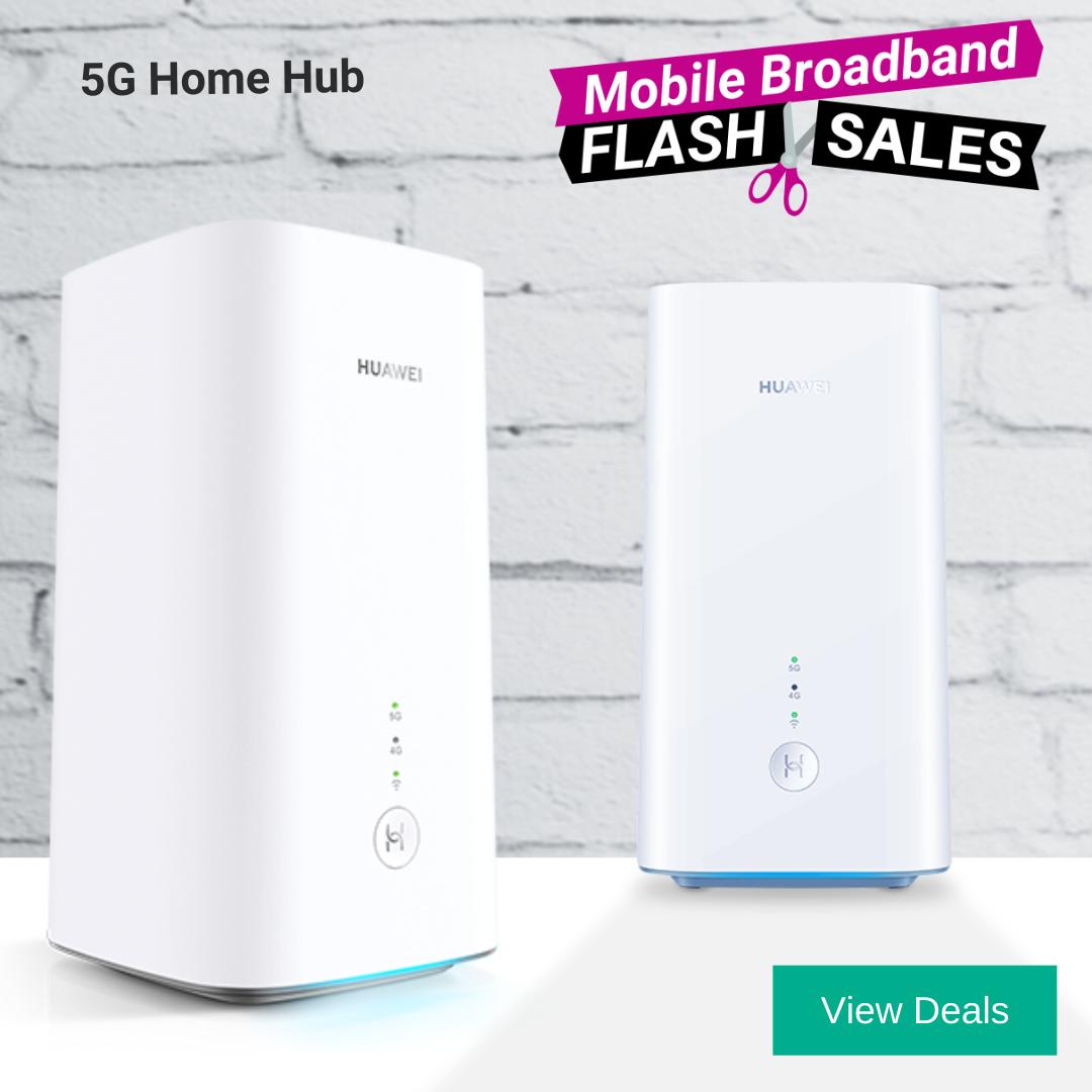 Best 5G Broadband Deals